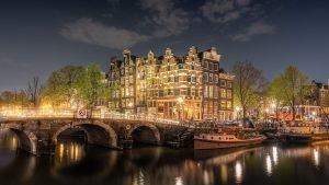 Nederland | Amsterdam | Stad | Senioren | Plussers | Ouderen | Uitje